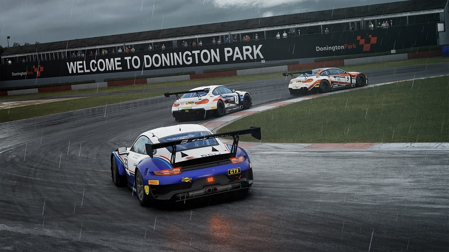 Assetto Corsa Competizione British GT Donington