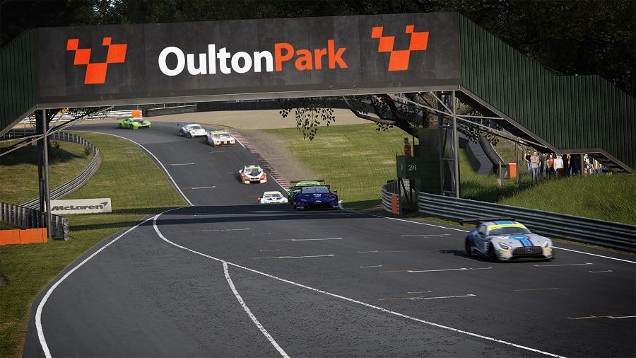 Assetto Corsa Competizione British GT Oulton Park