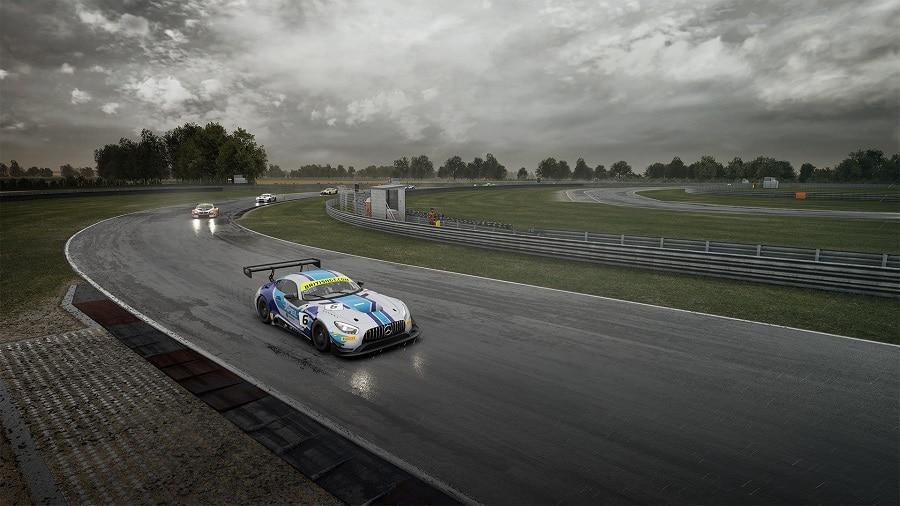 Assetto Corsa Competizione British GT Snetterton