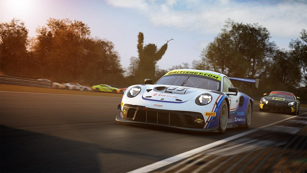 Assetto Corsa Competizione British GT Pack, 3 piste e Jenson Button... gratis! thumbnail