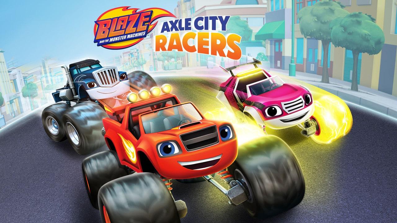 Blaze e le mega macchine Piloti di Axle City: il nuovo racing game dedicato ai più piccoli thumbnail