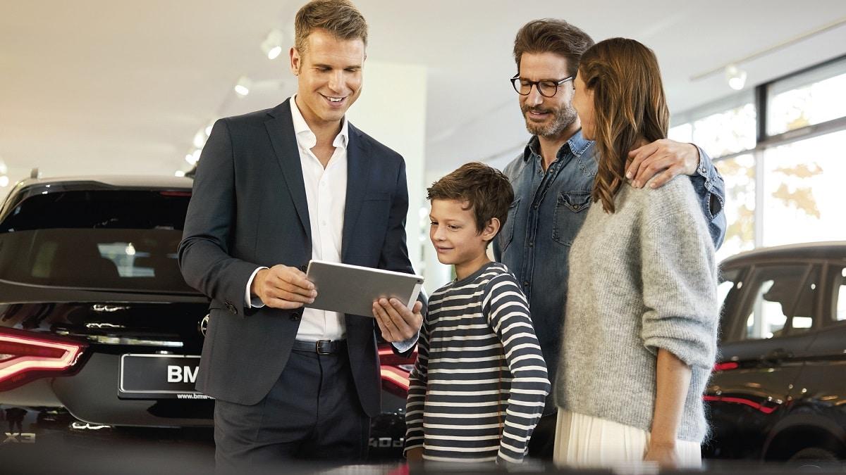 BMW Bank nomina Ambassador tre concessionarie italiane thumbnail