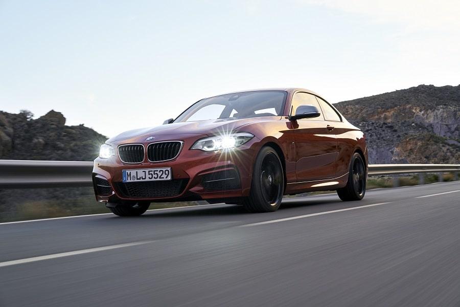 BMW Serie 2 Coupé 2013