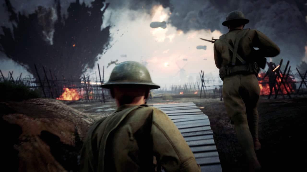 Beyond The Wire, il grande FPS di guerra è gratis questo fine settimana thumbnail