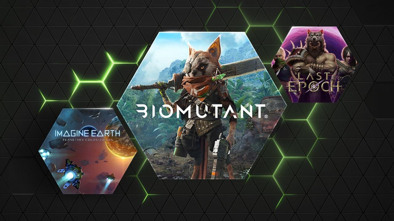 Biomutant e altri 20 titoli in arrivo nella libreria di GeForce NOW thumbnail