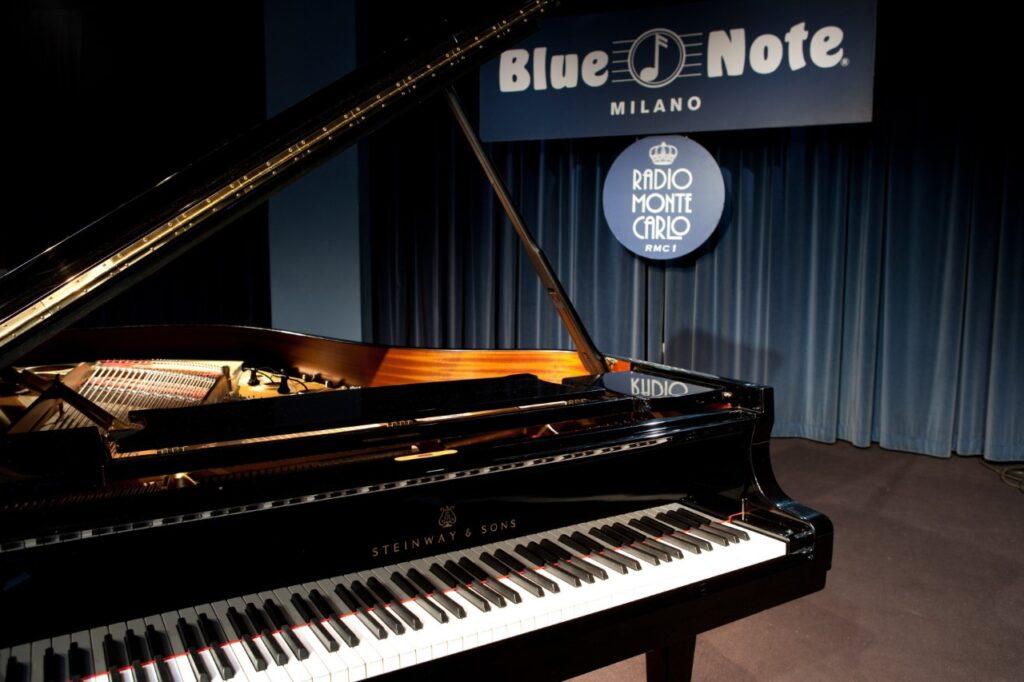 Blue Note digital transformation piano