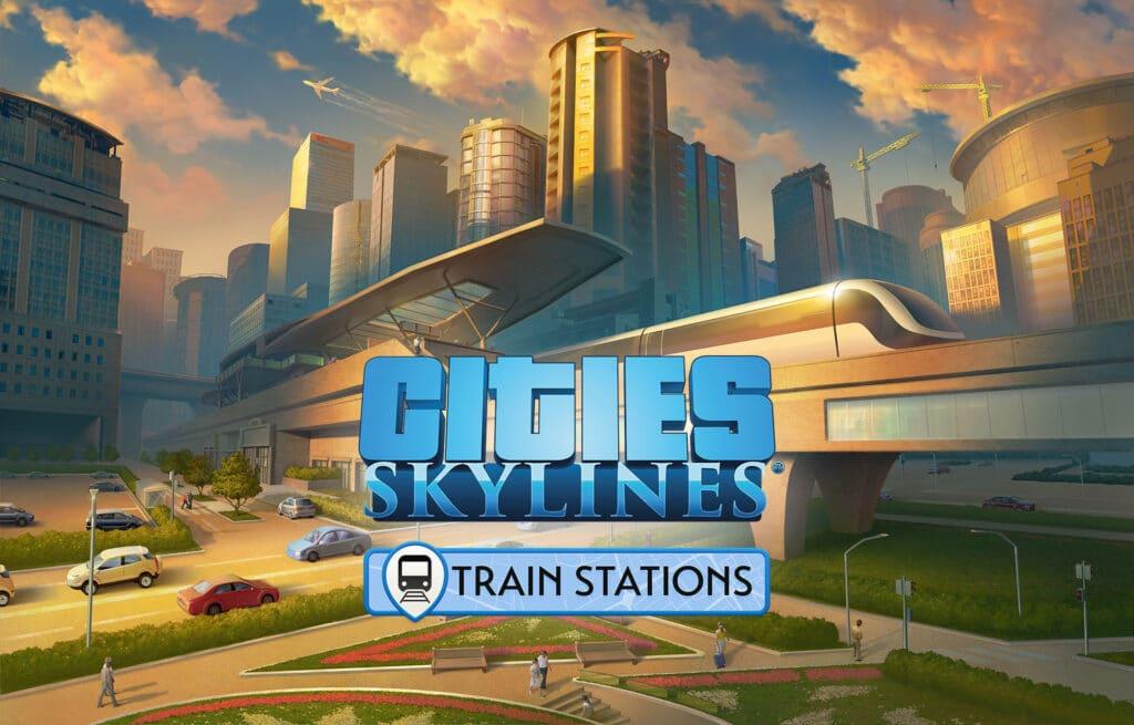 Cities Skylines DLC