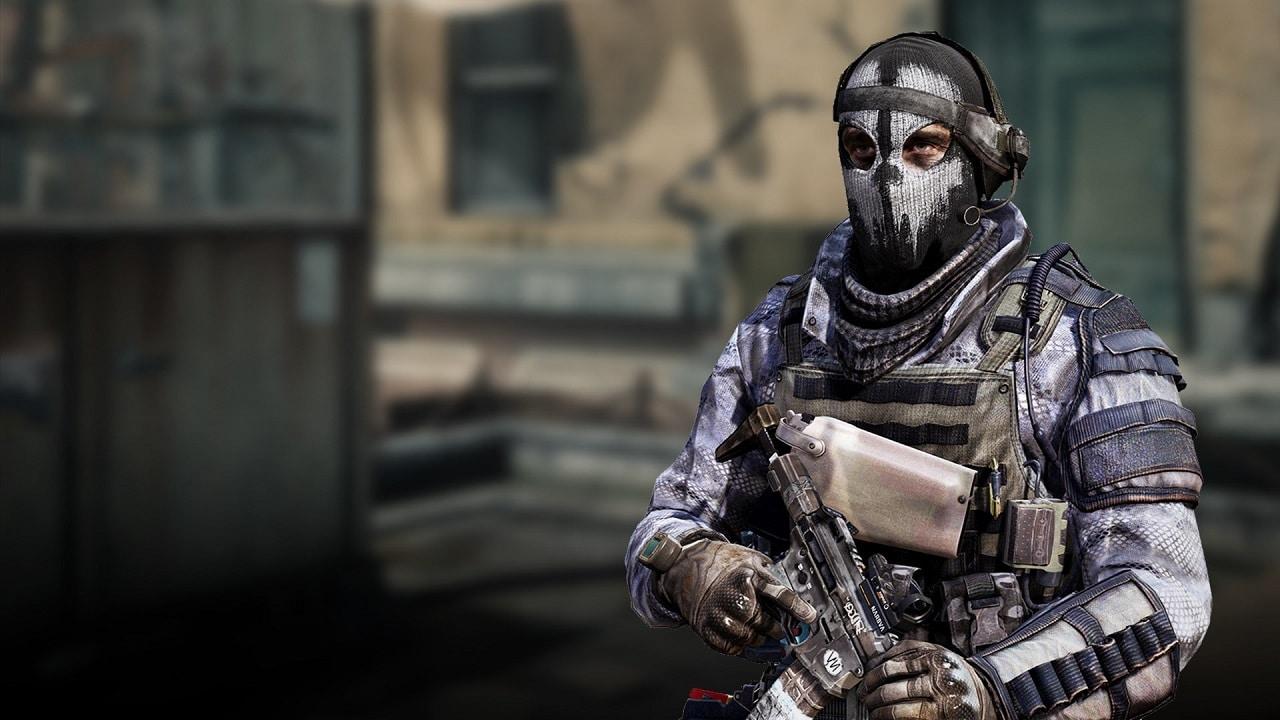 Activision allontana il doppiatore di Ghost in Call of Duty in seguito a commenti misogini thumbnail