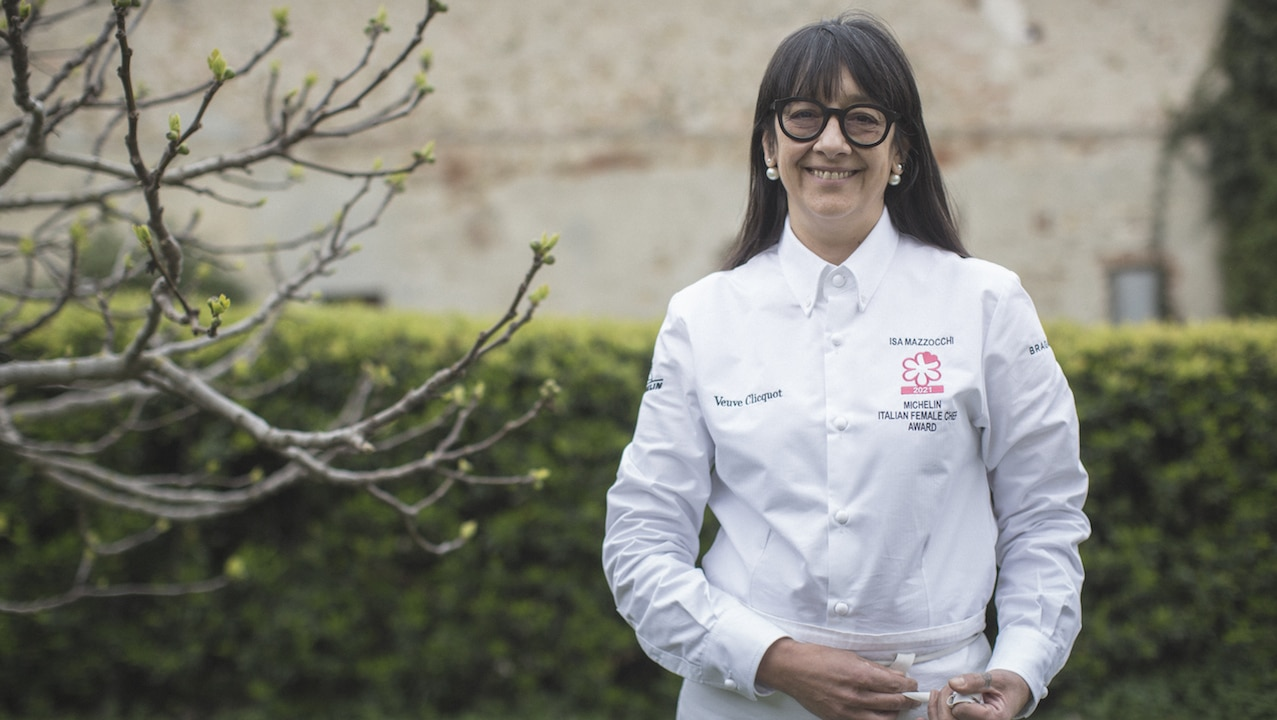 Isa Mazzocchi vince il premio Michelin Chef Donna 2021 thumbnail