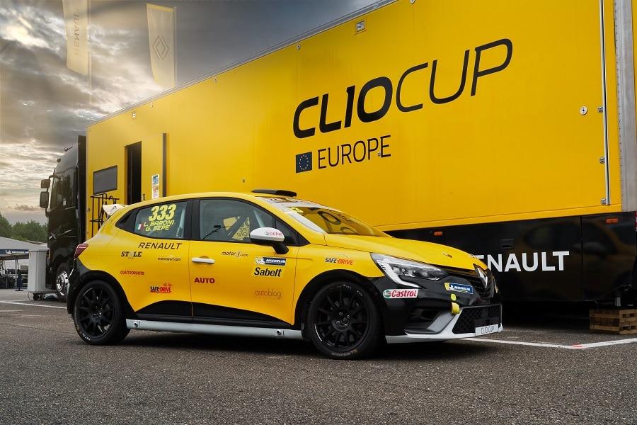 Clio Cup 2021 Monza