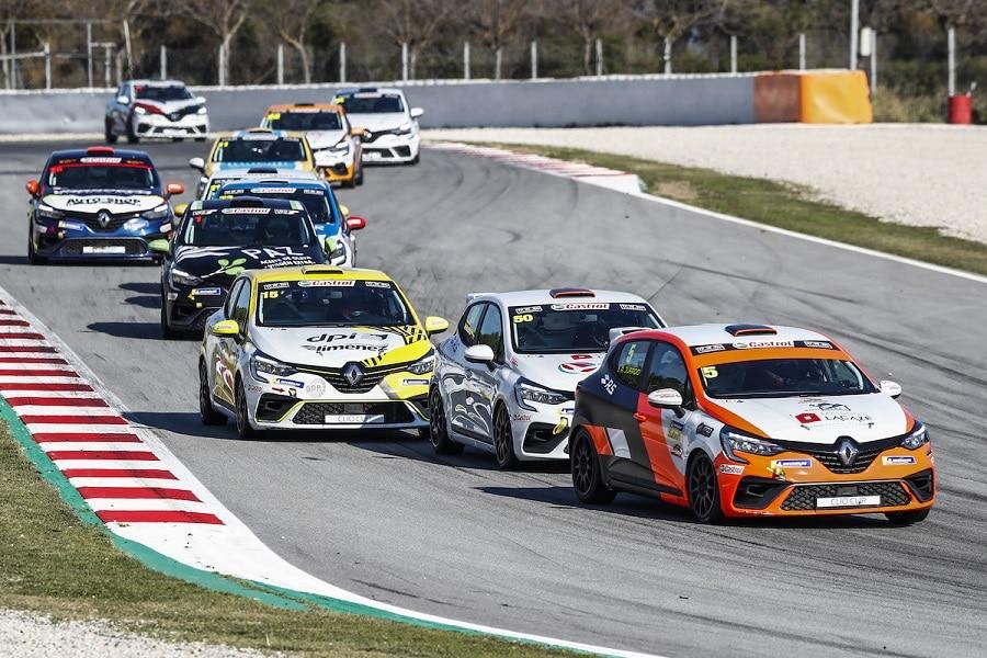 Clio Cup 2021 gara