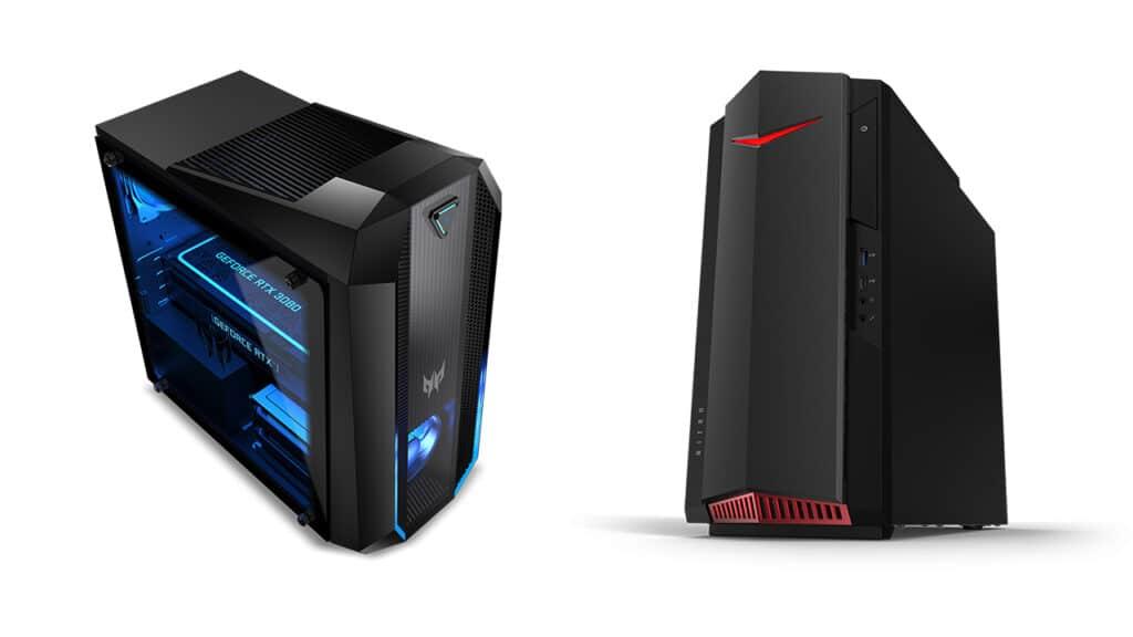 Acer desktop pc gaming