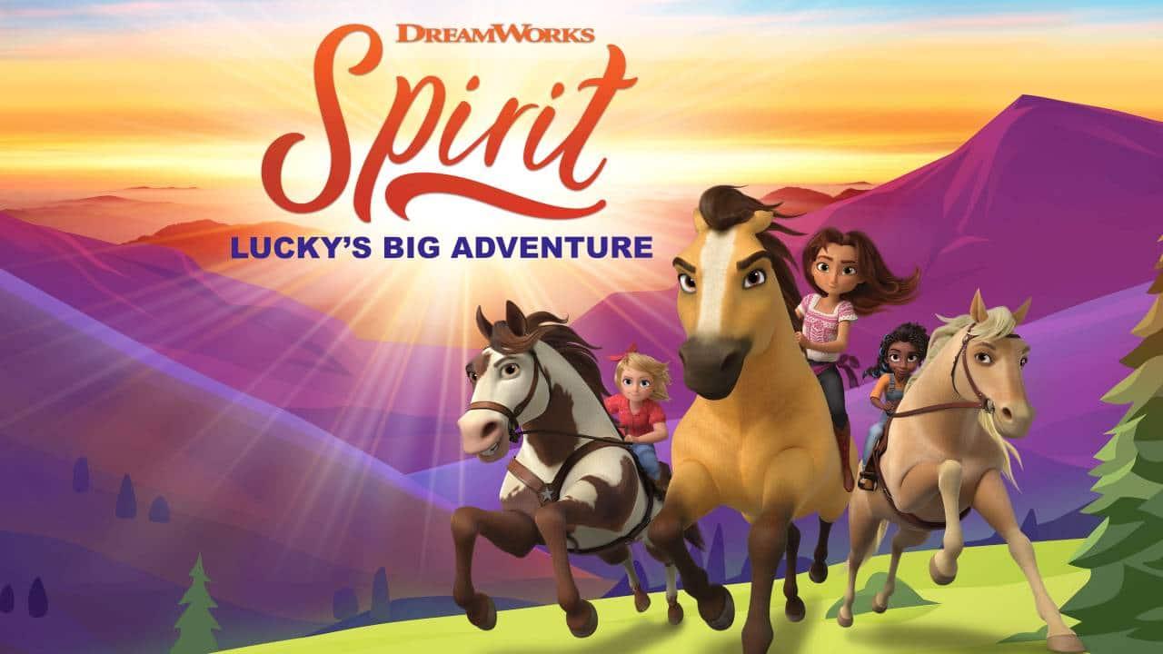 Spirit la Grande Avventura di Lucky: a giugno il videogioco su Spirit thumbnail