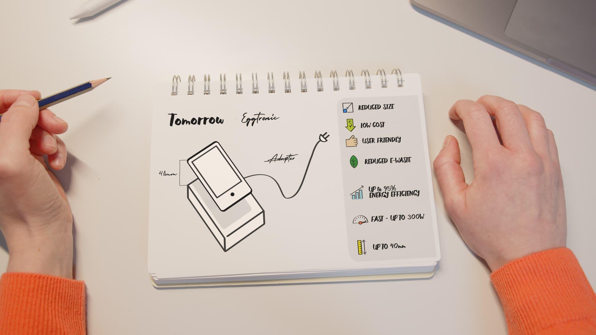 Eggtronic presenta E2WATT, l'alimentatore AC wireless thumbnail