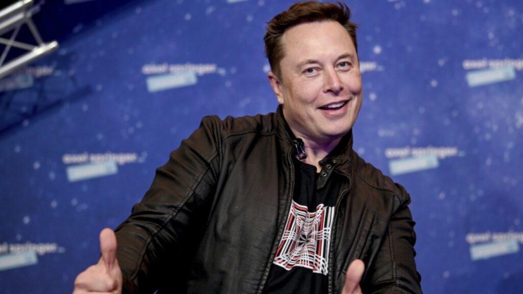 Elon Musk spacex dogecoin
