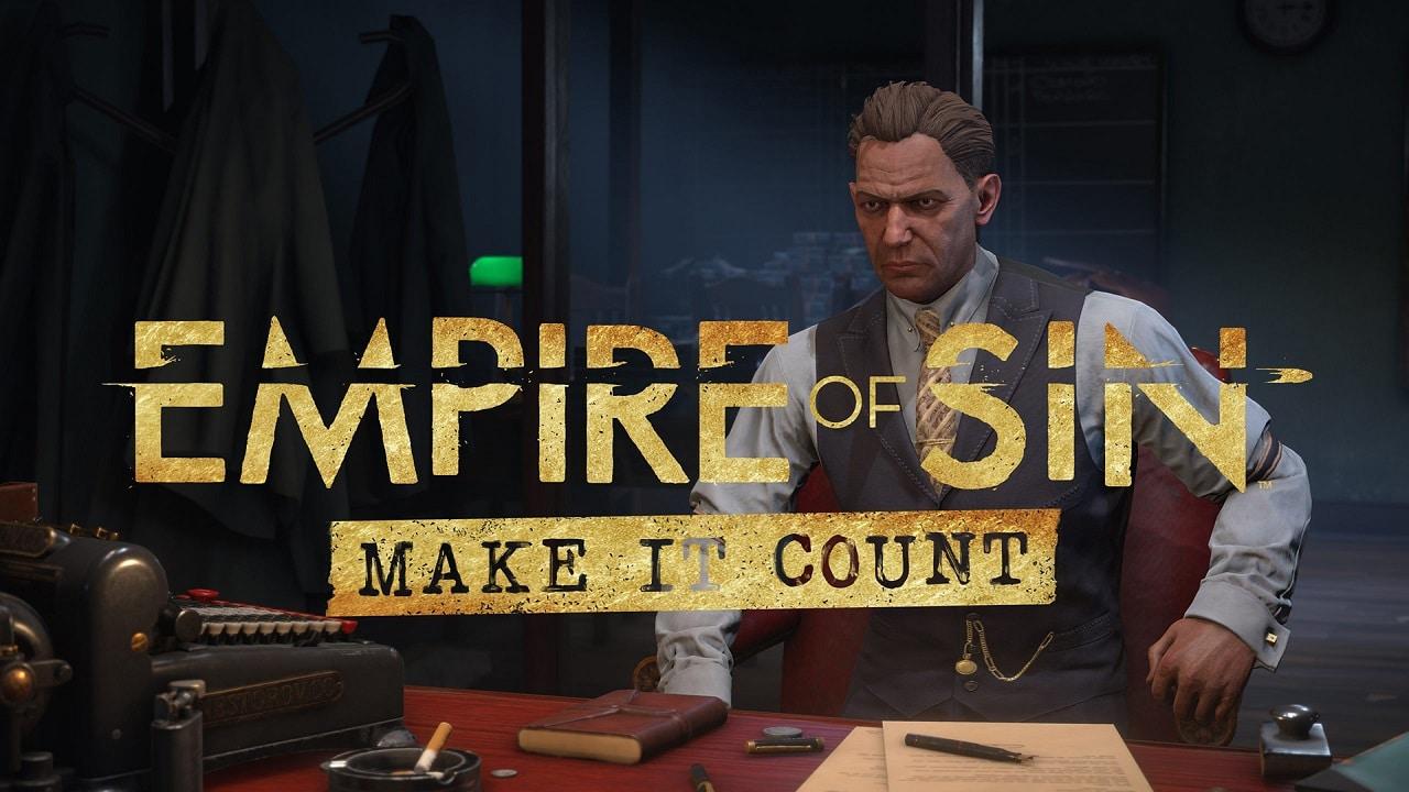 Il primo DLC di Empire of Sin arriva entro la fine dell'anno thumbnail