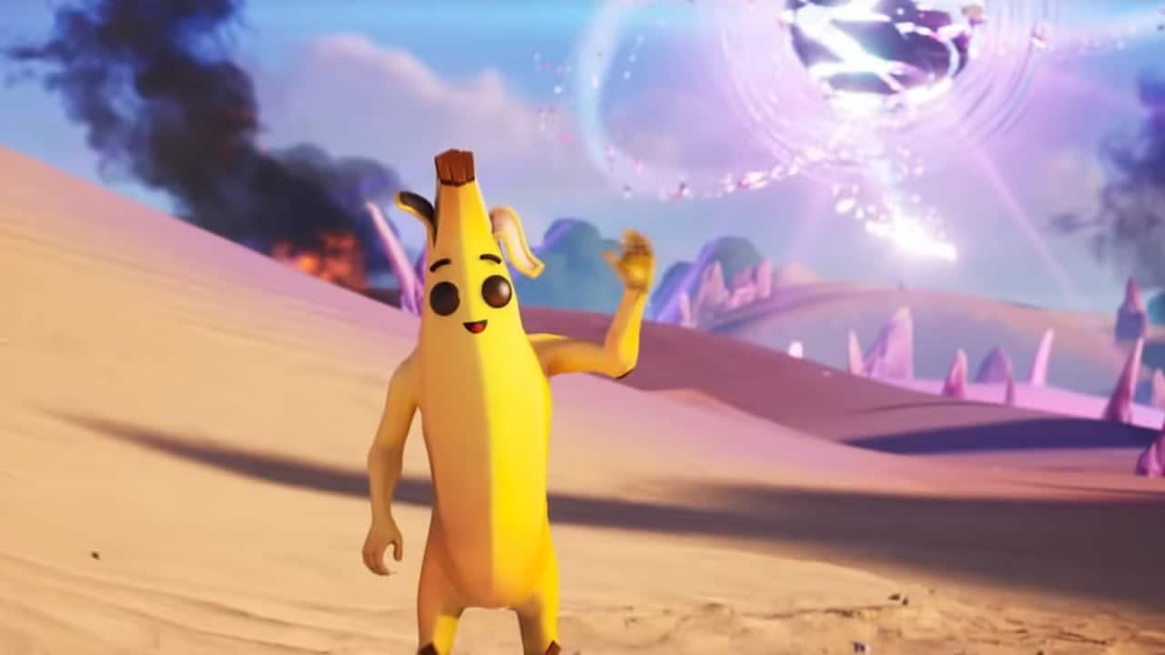 Una banana al centro della controversia legale tra Epic ed Apple thumbnail