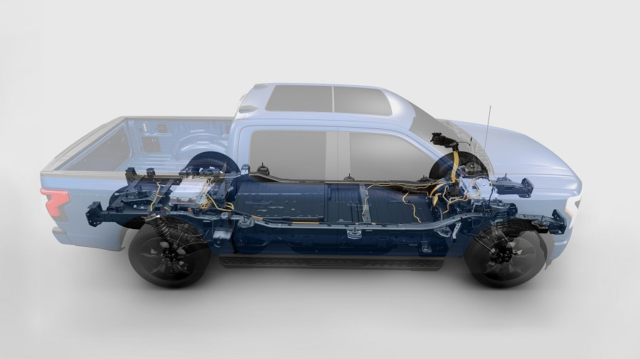 Ford-F-150-Lightning-batteria