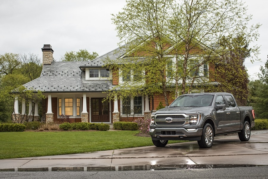 Ford Power-up F-150
