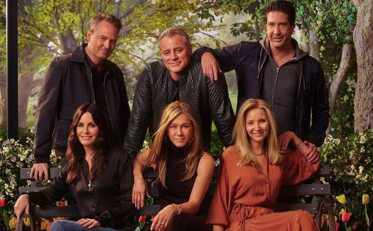 Friends: The Reunion, com'è lo speciale sulla serie thumbnail