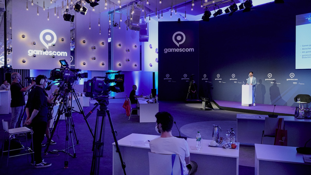 La Gamescom 2021 sarà totalmente digitale thumbnail