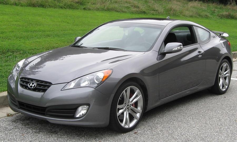 Hyundai Genesis Coupè