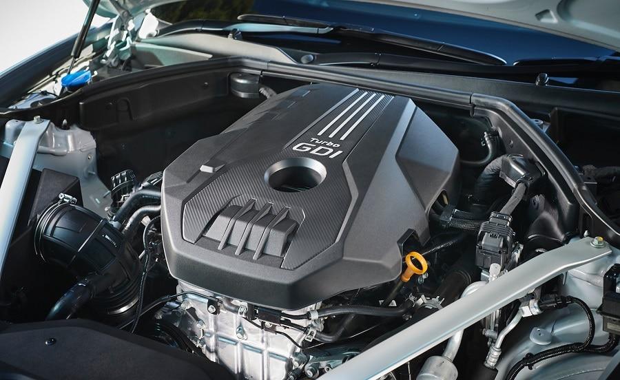 Genesis G70 Shooting Brake motore
