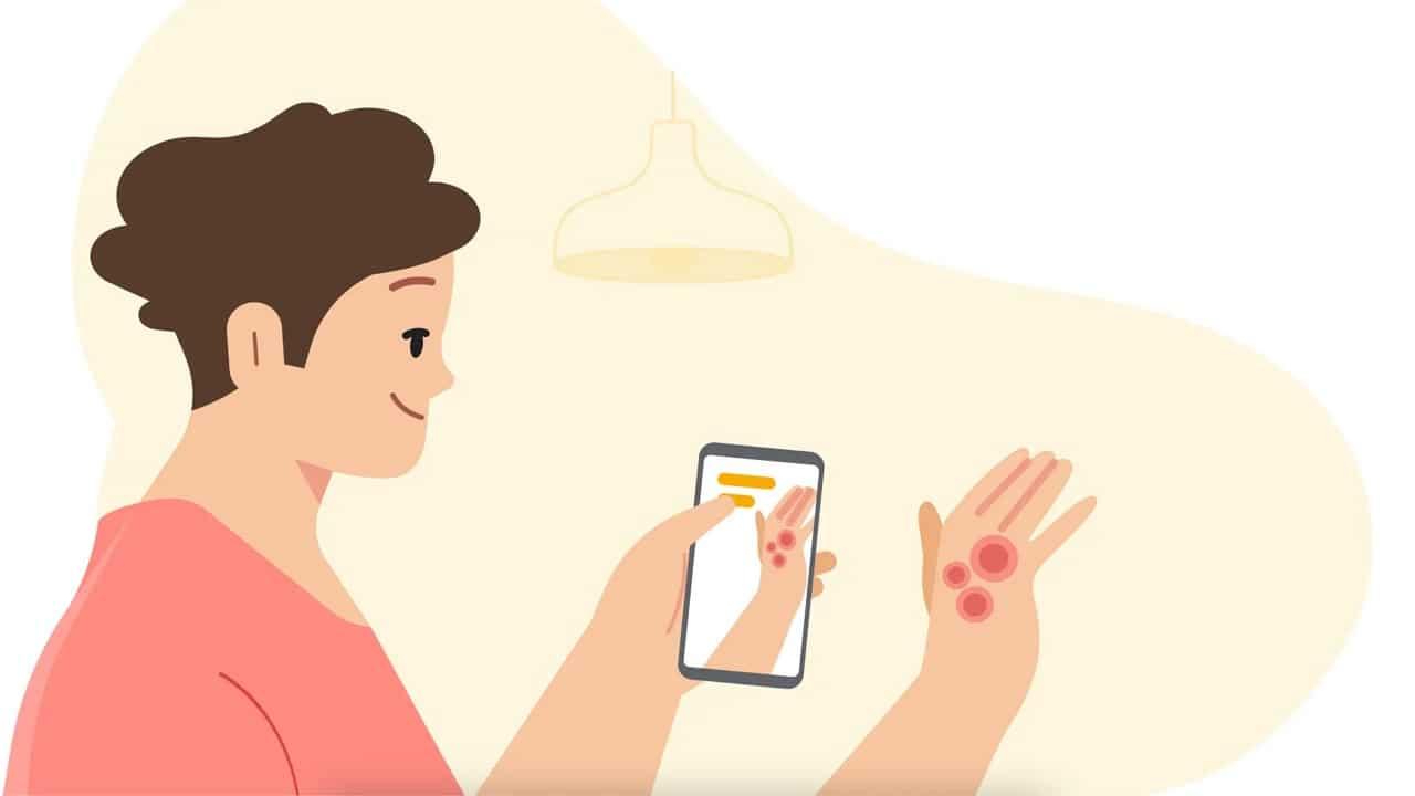 Google annuncia uno strumento per identificare le condizioni della pelle thumbnail