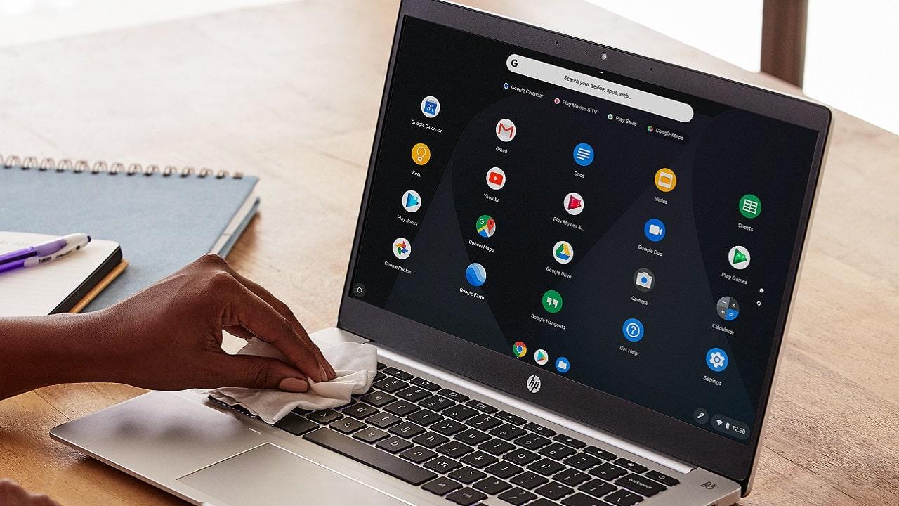 HP presenta il nuovo Pro c640 G2 Chromebook, per lavoratori e studenti thumbnail