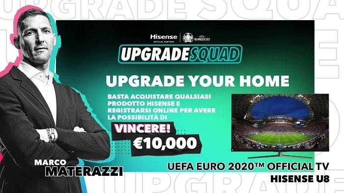 Hisense euro 2020 Marco Materazzi-min