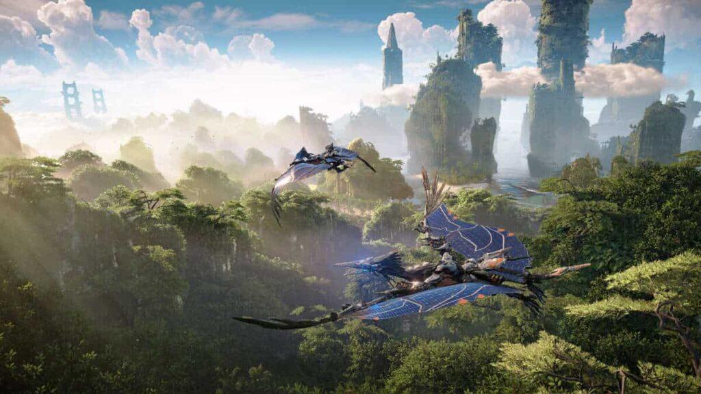 Horizon Forbidden West: l'upgrade PlayStation 5 sarà gratuito per tutti
