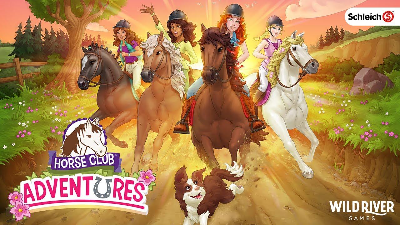 Horse Club Adventures: arriva il videogioco dedicato ai cavalli Scheleich thumbnail