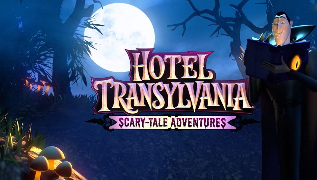 Hotel Transylvania: Scary-Tale Adventures annunciato ufficialmente thumbnail