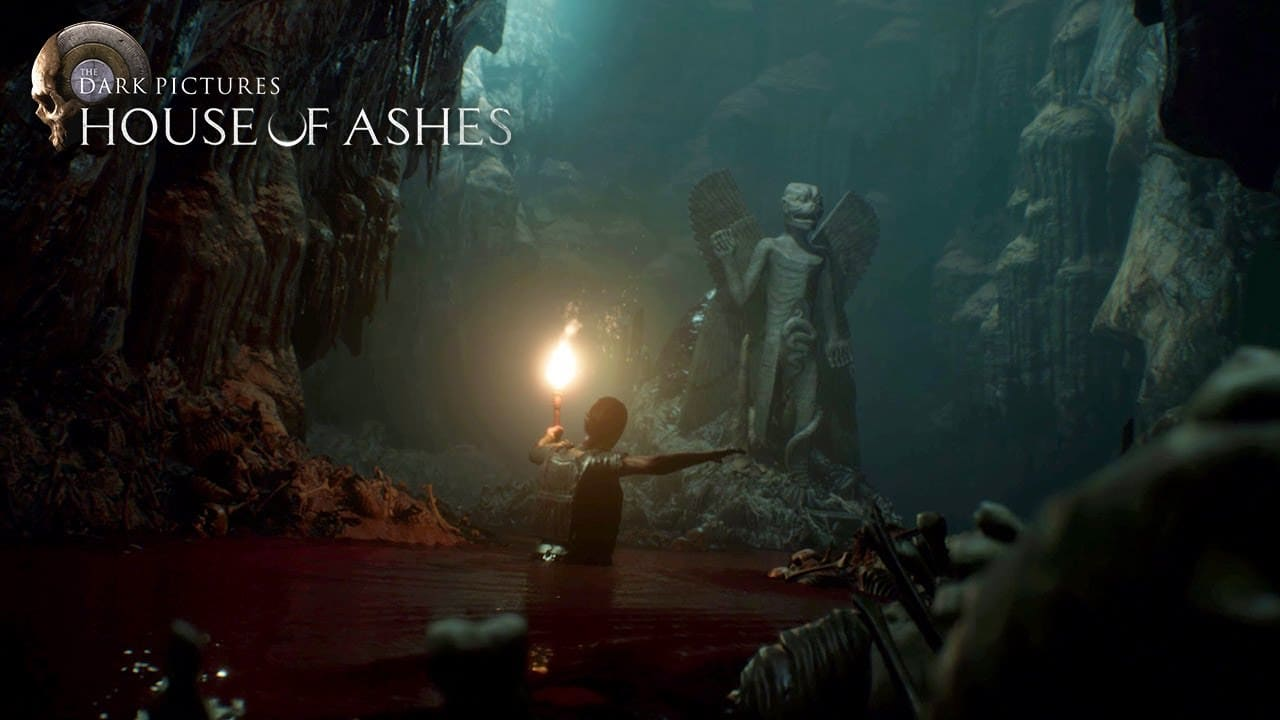 Svelato il primo trailer di The Dark Pictures Anthology: House of Ashes thumbnail