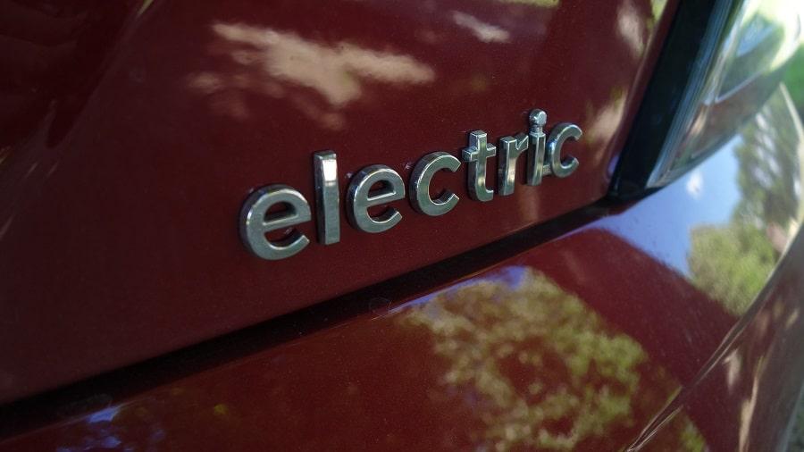 Hyundai Kona elettrica logo
