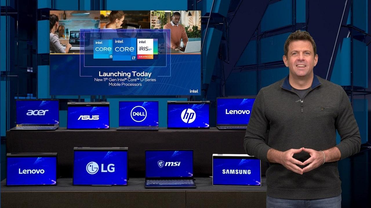 Intel presenta due nuovi processori e una soluzione 5G per i laptop thumbnail