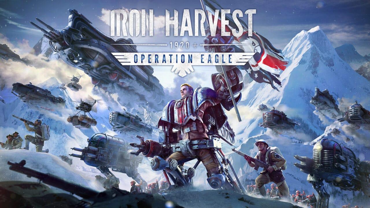 Annunciata la data d'uscita di Operation Eagle, la nuova espansione di Iron Harvest thumbnail