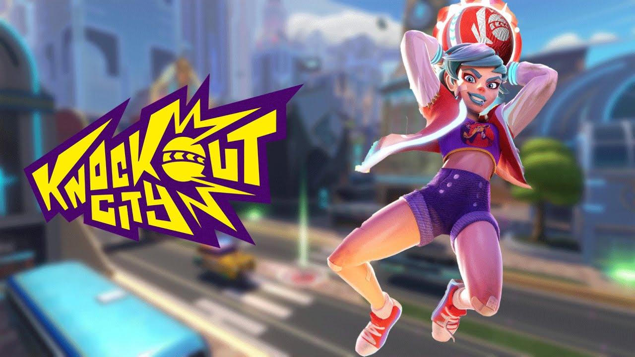 Knockout City debutta il 21 maggio con un Block Party gratuito thumbnail