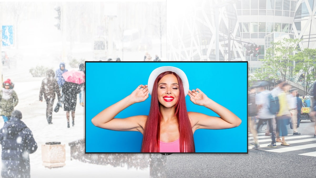 LG svela la nuova linea di monitor signage High Brightness thumbnail