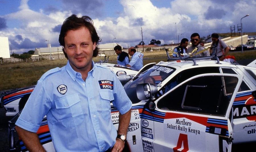 Lancia 037 Miki Biasion