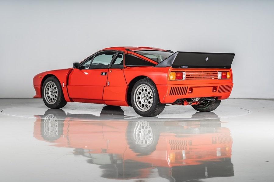 Lancia 037 stradale posteriore
