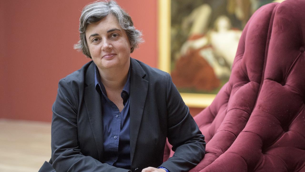 Laurence des Cars, la prima donna alla guida del Louvre thumbnail