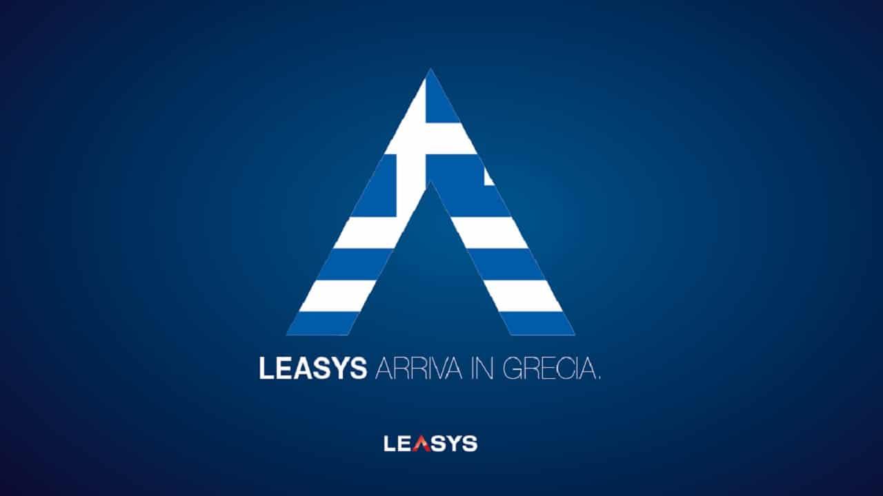 Leasys si espande e arriva anche in Grecia thumbnail