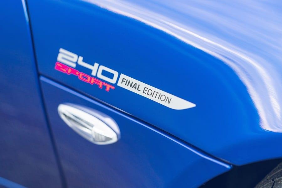 Lotus Elise futuro Final Edition