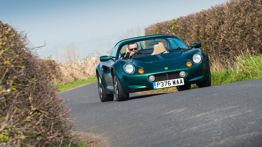 Lotus Elise futuro S1