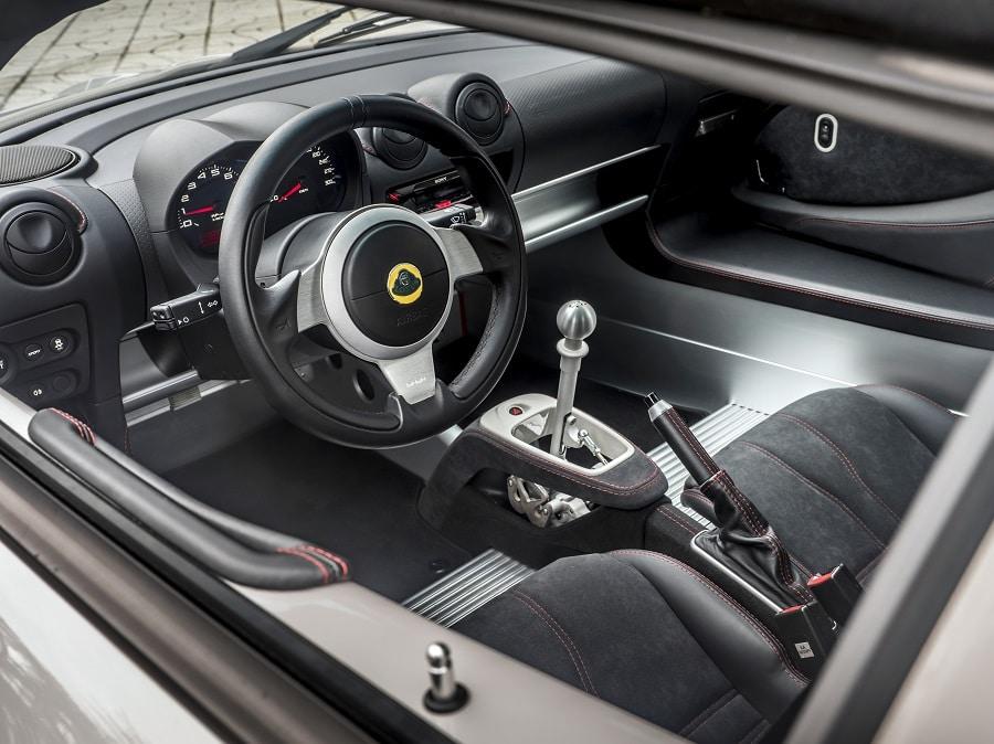 Lotus Elise Sport 220 interni