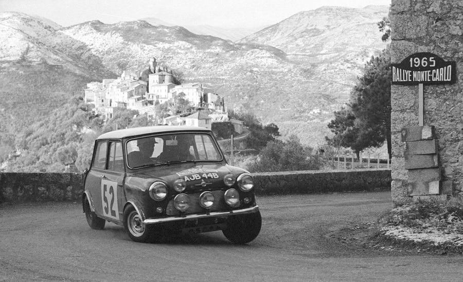 MINI John Cooper Works 1965 MonteCarlo