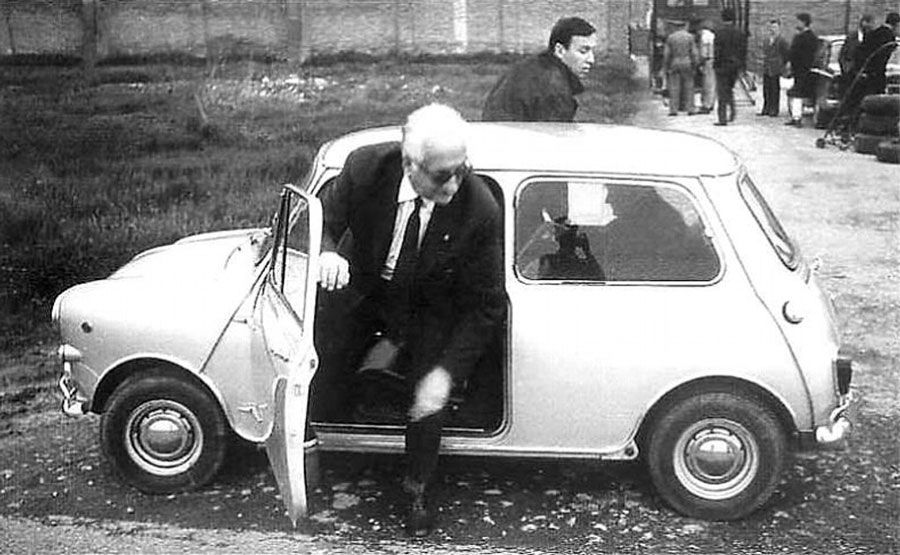 MINI John Cooper Works Enzo Ferrari