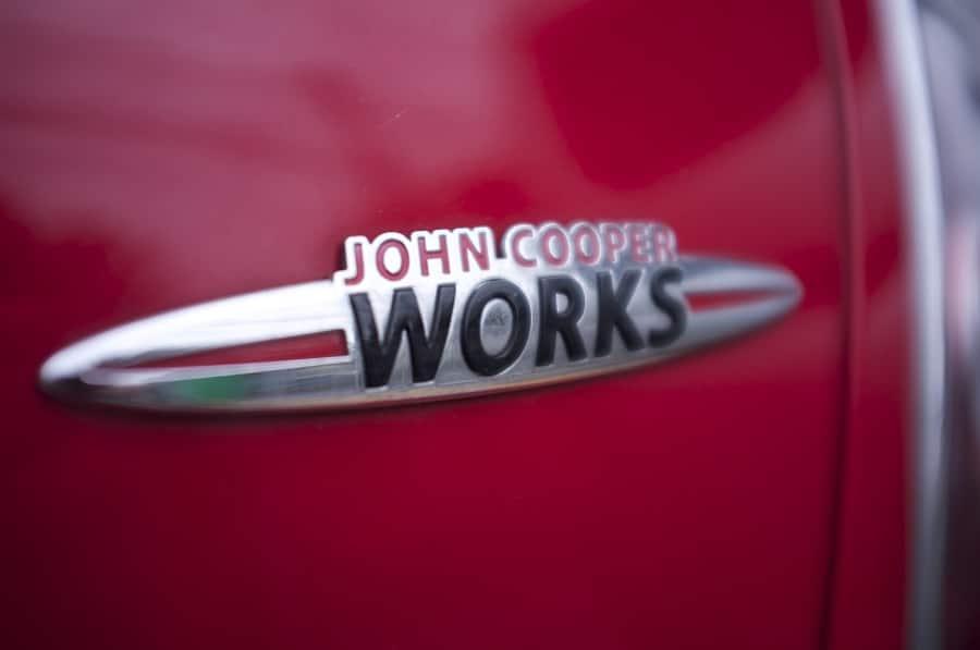 MINI John Cooper Works logo