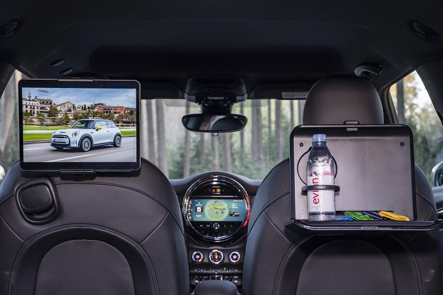 MINI electric accessori posteriore